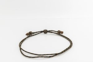 Indian Wars Military hat cord slouch hat general officers gold thread authentic antique